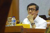 Menurut Yasonna, Wajar jika Jokowi Wacanakan 'Reshuffle' Kabinet