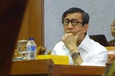 Yasonna Tegaskan Tak Ada Kesalahan dalam Pencegahan Setya Novanto