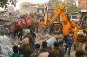 Pabrik Roboh di India Tewaskan 3 Orang dan Puluhan Masih Dicari
