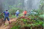 Dalam Sehari, Dua Titik Tanah Longsor Terjadi di Banjarnegara