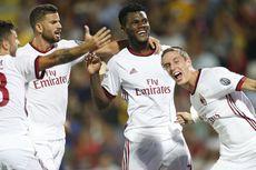 Hasil Liga Italia, AC Milan dan Inter Milan Menang Telak