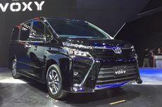 Toyota Voxy Masih Bertahan Satu Varian