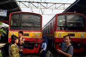 Perjalanan KRL Kembali Normal Setelah Terhambat karena Gangguan pada KA Tegal Bahari