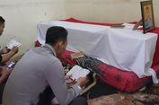 Gugur Akibat Bom Kampung Melayu, Bripda Gilang Dapat Kenaikan Pangkat