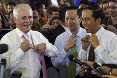Momen Berkesan, PM Australia Pajang Foto Blusukan ke Pasar Bareng Jokowi