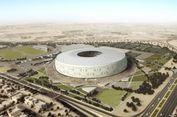 Qatar Bangun Stadion Piala Dunia 2022 Berbentuk Kopiah Arab