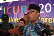 Ridwan Kamil Sebut Calon Pasangannya pada Pilgub Jabar Harus Beken