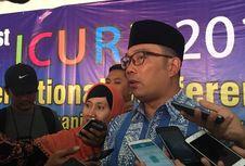 Ridwan Kamil Sebut Calon Pasangannya pada Pilkada Jabar Harus Beken