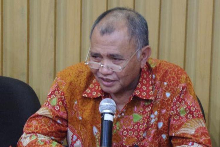 Kata Ketua KPK soal Foto Jaksa Pegang Tulisan #OTTRecehan