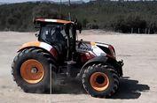 Marquez dan Pedrosa 'Ngebut' Naik TraktorGP