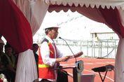 Jokowi: Baru Sekarang Ini Kita Bangun Infrastruktur Terus, Kan?