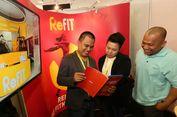 Waralaba ReFit Club Target Minimal 3 Investor di Ajang Franchise Expo