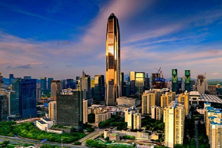 Pencakar Langit di Resmi Menjadi - KompasProperti The Council on Tall Buildings and Urban Habitat resmi mengumumkan Ping An Finance Center di sebagai gedung