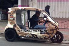 Intip Spesifikasi Motor Roda Tiga asal Banyuwangi