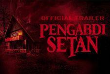 Tayang di Malaysia, Film Pengabdi Setan Raup 6 Juta Ringgit