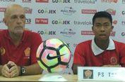 Pelatih PS TNI Ungkap Kunci Timnya Tahan Borneo FC