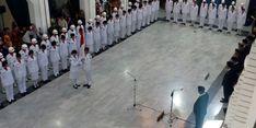 Dua Paskibraka Jawa Barat Terpilih sebagai Paskibraka Nasional