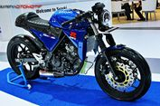 GSX-R 150 Cafe Racer 'Wannabe'