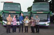 Intip Kemewahan Bus Tingkat Lorena Seharga Rp 3,4 Miliar