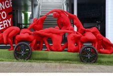 Honda Tampilkan Civic Type R Bertubuh Manusia
