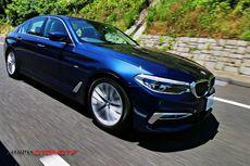 Menikmati Kabin BMW Seri 5 Terbaru di Tokyo