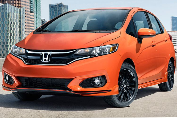 2018 honda jazz facelift. interesting jazz carscoopscom honda jazz facelift 2018 to honda jazz facelift