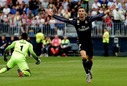 Real Madrid Vs APOEL, Ronaldo Menanti Korban Keenam dalam Laga Perdana