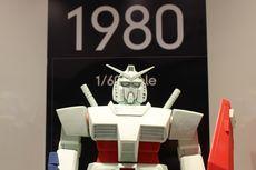 Ini Surganya Para Pecinta Gundam