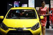 Transaksi 'Bayangan' Toyota Selama Pameran Rp 1 Triliun
