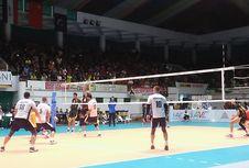 Meski Kalah dari Kazakstan, Pelatih Tim Voli Indonesia Tetap Puas