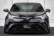 'Virus' Modifikasi Toyota C-HR Mulai Membius