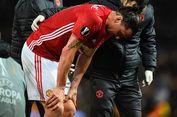 Manchester United Tanpa Ibrahimovic dan Rojo hingga Akhir Musim?