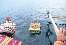 Tuturangiana Andala, Tradisi Sedekah Laut Masyarakat Pulau Makasar