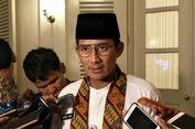 Sandiaga: Kami Tak Ingin Polusi Jakarta Meningkat Pas Asian Games