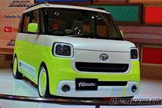 Daihatsu Indonesia Siapkan Mobil Konsep Masa Depan