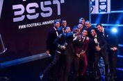 Pelatih Timnas Brasil Tak Pilih Neymar pada Penghargaan FIFA 2017
