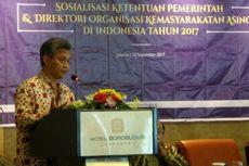 Pemerintah Pantau Ormas Asing Terkait Potensi Pendanaan Terorisme