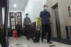 Di Bagian Pengadaan Barang Kota Malang, KPK Sita Catatan Tangan