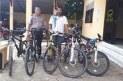 Butuh Biaya Sekolah Anak, Kuli Bangunan Ini Nekat Gondol Sepeda Gunung