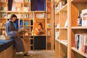 Hostel Berkonsep Toko Buku Dibuka di Kyoto