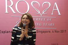 Sukses di Jakarta, Rossa Gelar Konser di Singapura