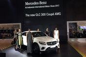 Mercedes-Benz GLC Coupe Menggoda dari di IIMS 2017