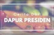 Yuk, Intip Dapur Presiden Jokowi