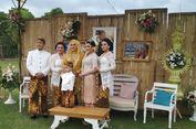 Vicky Shu Menikah dengan Ade Imam di Candi Borobudur