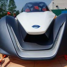 Mobil Listrik Nissan Bertenaga 268 Tenaga Kuda