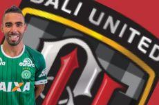 Bali United Resmi Rekrut Bek Anyar Asal Brasil