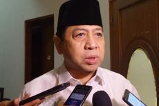 Novanto Imbau DPR Tak Protes ke Jokowi soal Pencegahan Dirinya