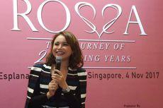 Rossa Berjanji Akan Lebih Intim di Singapura