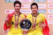 Daftar Juara Jepang Terbuka 2017, Indonesia Raih Satu Gelar