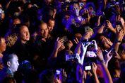 Kehadiran Jokowi di Synchronize Fest 2017 Menarik Perhatian Pengunjung